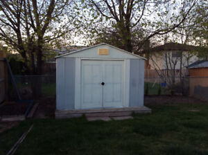 Shed for sale - dismantle and take