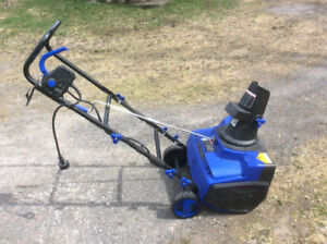 Electric snowblower, 18 inch, 13 amp