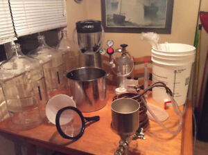 Home Brew Beer Making Equipment Kit