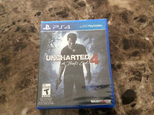 Uncharted 4 New