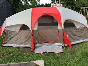 Tente pour 8 personnes excellent état