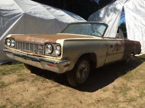 1964 Impala convertible project