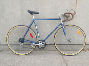 Motobecane Grand Touring -Vintage French Road/Touring Bike -58cm
