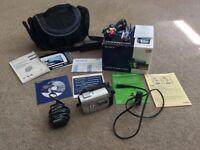Sony Handy camcorder DCR-DVD 115E