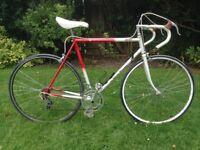 Vintage Mercier Road Bike