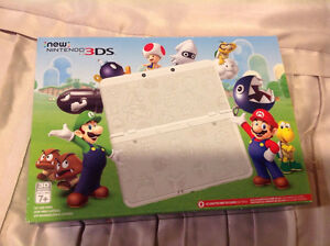 Mario white walmart limited edition New 3DS new in box