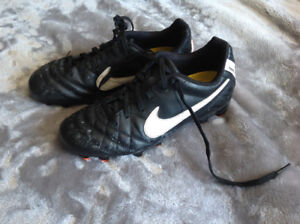 Nike Tiempo soccer cleats