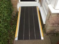 Mobility ramp for sale