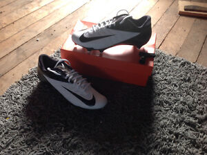 I have 2 pairs of cleats of sale