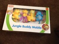 Baby cot mobile new