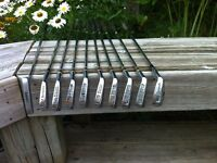 Great condition vintage golf clubs