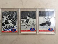 72 Canada Cup series cards