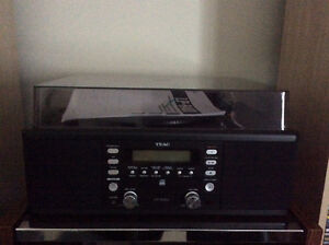 multi music player/CD recorder