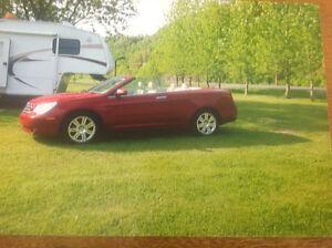 2008 Chrysler Sebring LIMITED!cabriolet