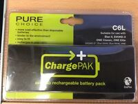 Pure C6L Rechargeable Battery