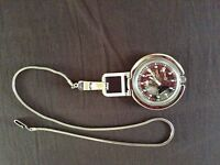 Swatch PUK102 Ringo watch with chain