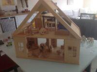 Dolls house.