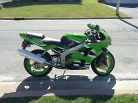 Mint 2002 ZX6R **Only 5700**
