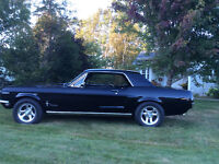 1968 Mustang Coupe Trade for newer Mustang 06 and Up