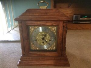 Handcrafted Mantle Clock Cambridge Kitchener Area image 1