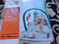 ***Mamas & Papas Wave Vibrate & Sound Rocker - Good Condition*** RRP £89