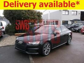 2018 Audi A4 Black edition 2.0 TDi S/tronic DAMAGED ON DELIVERY