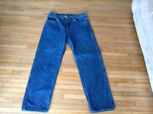 mens jeans (almost new)