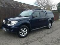 Nissan Navara 2.5dCi Outlaw Full Leather