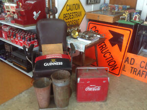 Garage Sale..antiques, collectables, steam punk lamps...much mor Windsor Region Ontario image 3