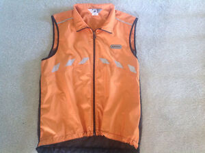 Brand NEW...SUGOI...Cycling Vest..size L