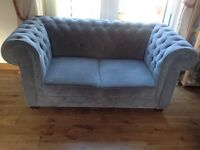 Chesterfield 3 and 2 seater sofas excellent condition