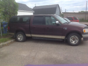 2001 Ford F-150 Camionnette