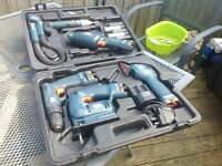 Black & Decker VERSA Pac drill/saw set