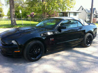 2014 FORD MUSTANG GT COYOTE CONVERTIBLE 422 hp
