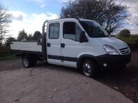 Iveco daily crew can pickup 2.3 2007