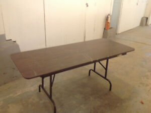 FOLDING TABLES.....REDUCED...!!!!!!!!!