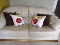 2 seater, 3 seater settees and a reclining chair