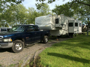 Truck And 5th Wheel Find Rvs Motorhomes Or Camper Vans