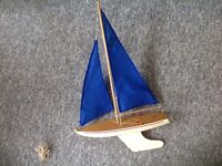 Skipper pond yacht - toy