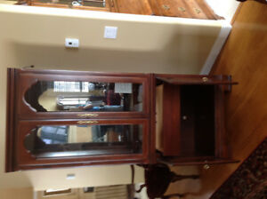 1/2 size China Cabinet by Kroehler