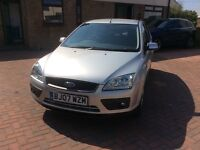 Ford Focus 1.8 sport