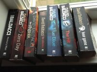 David Baldacci book bundle