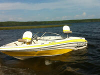 Pontoon,Ski and fishing boats for rent