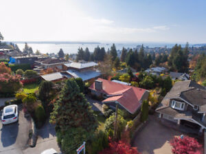 Amazing Sentinel Hill view home in West Vancouver