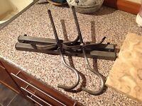 Car/van ladder clamp