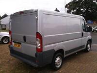 2007 Peugeot Boxer 2.2 HDi H1 Van 100ps 5 door Panel Van