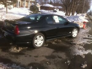 2007 Chevrolet Monte Carlo LS,SAFETY,E-TEST,LOW KMS,NO ACCIDENTS