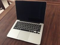 "Apple MacBook Pro A1502 13.3"" Laptop ME864LL/A late-2013 Core i5 128GB 4GB RAM"