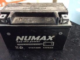Motorcycle? Battery