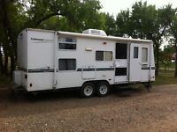 COLEMAN TRAVEL TRAILER FOR SALE